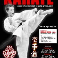 CARTAZ_karate